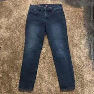 NYDJ Jeans - NYDJ denim blue jeans